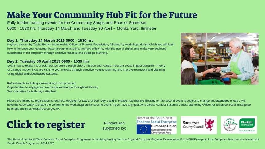Community Hub Event