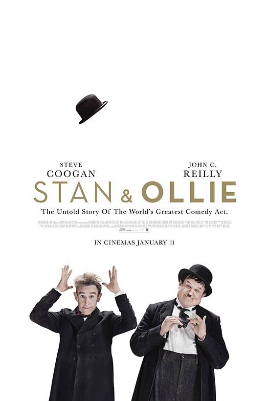 Monday Night is Film Night – Stan and Ollie (July 1st)