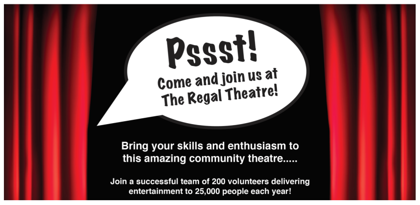 Regal Theatre Open Day