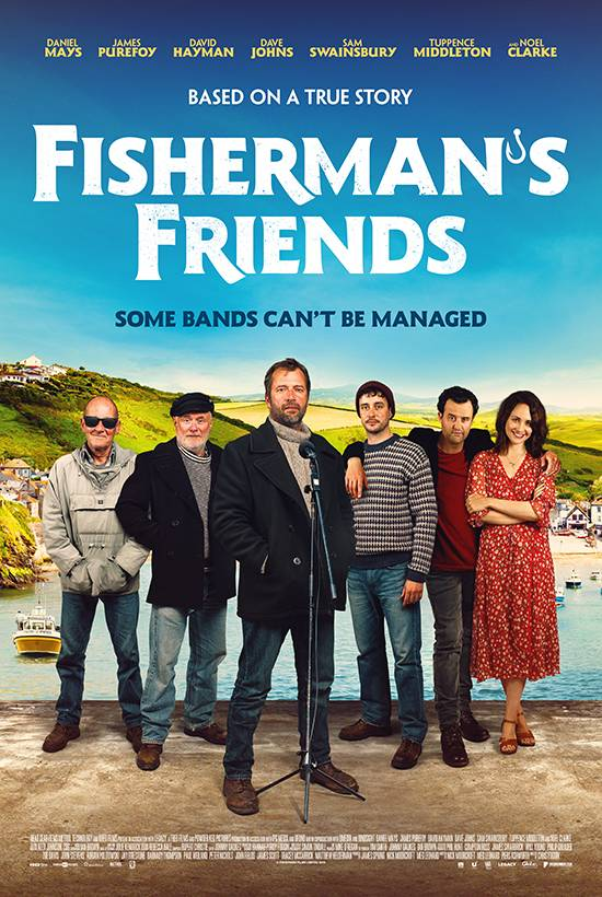 Film Night on Monday 7th October: Fisherman's Friends
