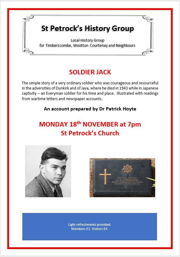 Soldier Jack Poster