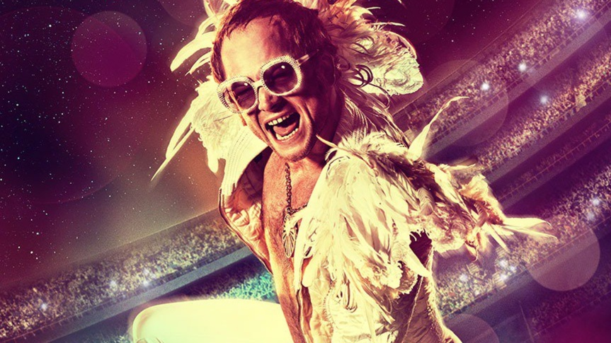 Reminder: Film Night on Monday 25th November: Rocketman