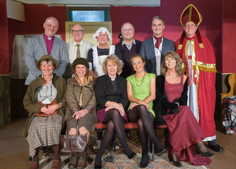 Wootton Courtenay's 'Dunkery Players'triumph
