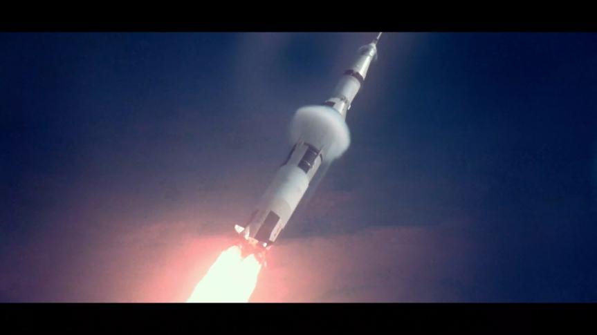 Apollo 11 – Monday2nd