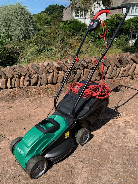 Qualcast Electric Lawn Mower for Sale